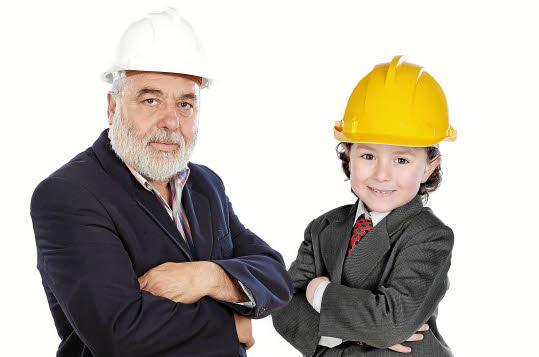 Pourquoi ne pas occuper votre fils ou votre fille en qualité d'aidant indépendant ?