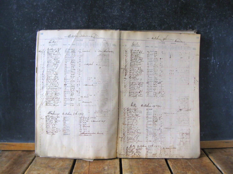 Ne pas confondre le livre de caisse et le journal des recettes !